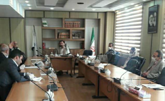 دیدار با اعضای سازمان نظام پزشکی استان البرز