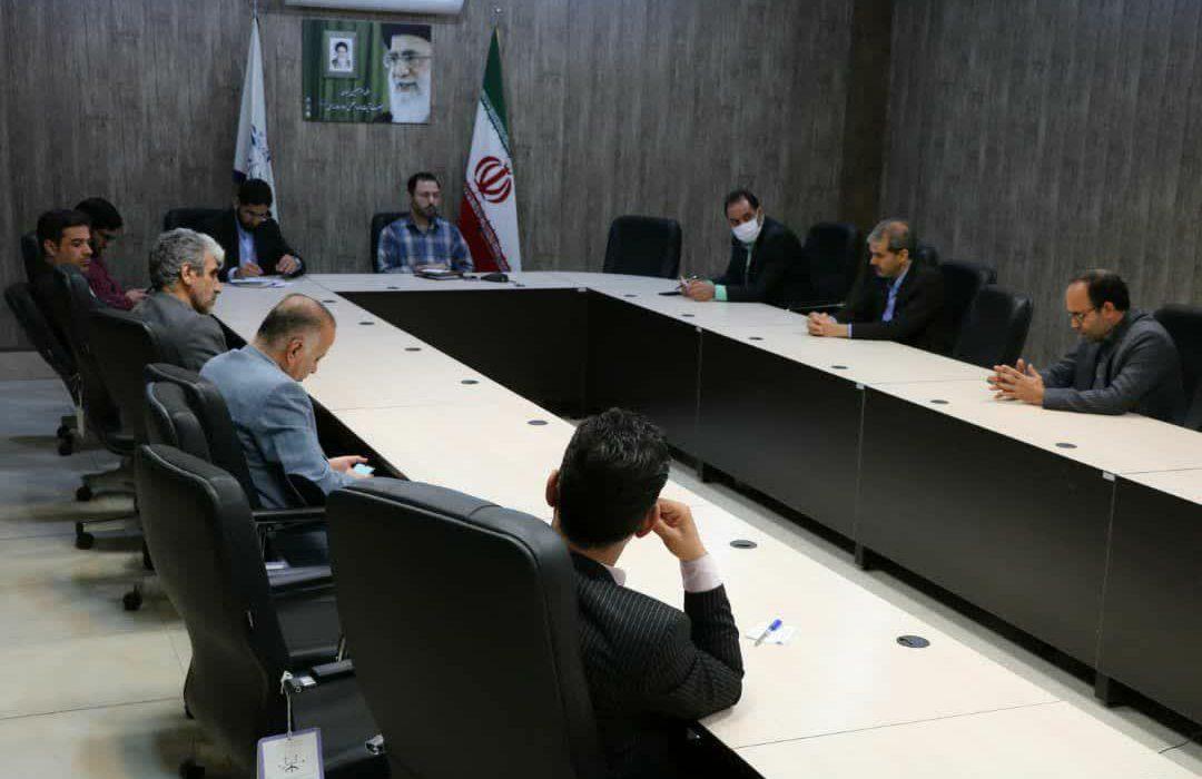 دیدار اعضای شورای شهر مشکینشهر