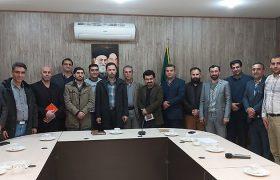 دیدار با اهالی رسانهای آسارا