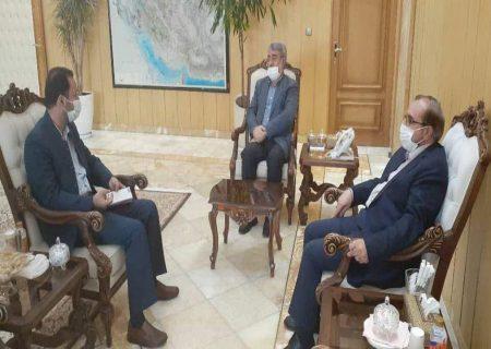 نشست مشترک با وزیر کشور