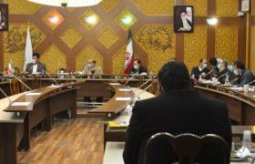 نشست با اعضای شورای شهرستان کرج