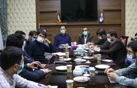 نشست فراکسیون دیپلماسی مجلس شورای اسلامی